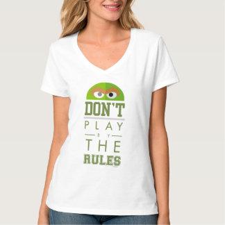 T-shirt L'oscar ne jouent pas par des règles