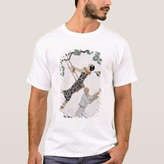 T-shirt L'oscillation, les années 1920