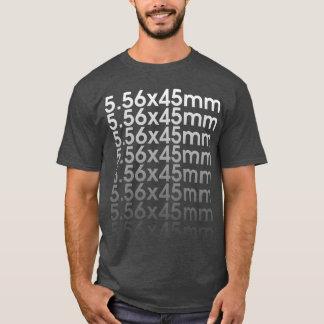 T-shirt l'OTAN de 5.56x45mm