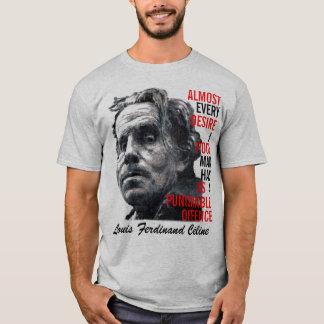 T-shirt Louis Ferdinand Celine