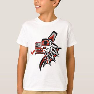 T-shirt Loup 2012 de Haida