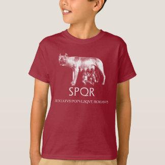 T-shirt Loup de Capitoline
