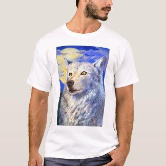 T-shirt Loup de minuit