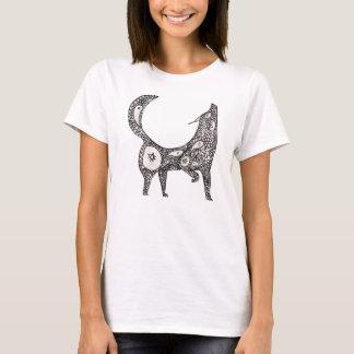 T-shirt Loup de sucre