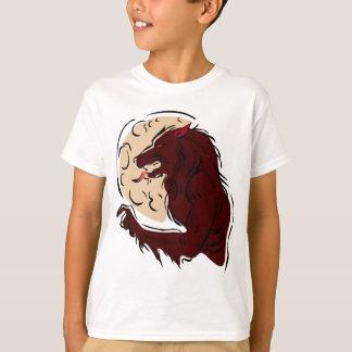 T-shirt Loup-garou affamé