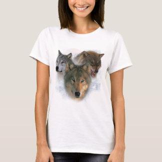 T-shirt Loups