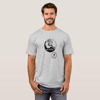 T-shirt Loups gris