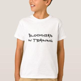T-shirt Lourdaud dans la formation