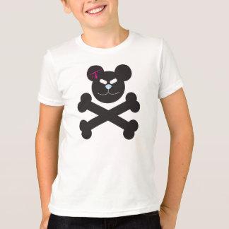 T-shirt L'ours de Spookey badine la pièce en t