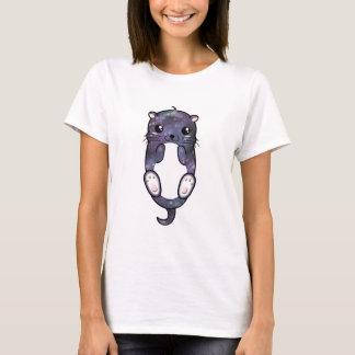 T-shirt Loutre de galaxie de Chibi
