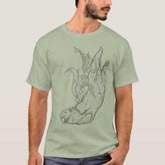 T-shirt Loutre de mer