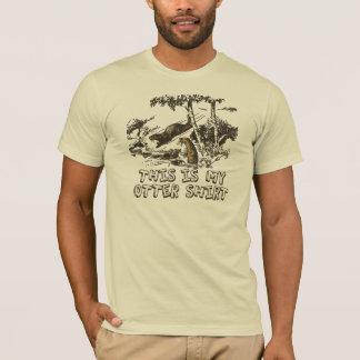 T-shirt Loutre de mer drôle