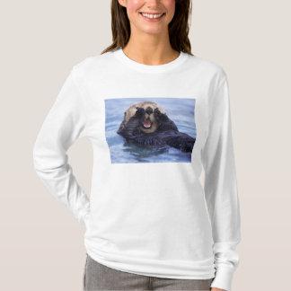 T-shirt Loutre de mer mignonne | Alaska, Etats-Unis