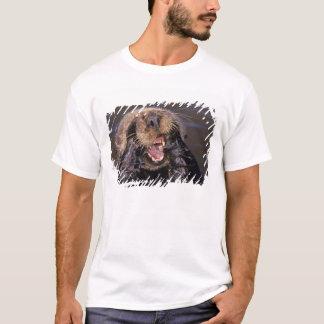 T-shirt Loutres de mer, lutris 6 d'Enhydra