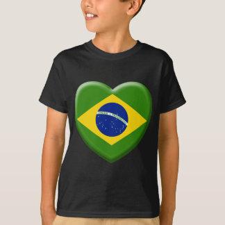 T-shirt Love Brésil Samba