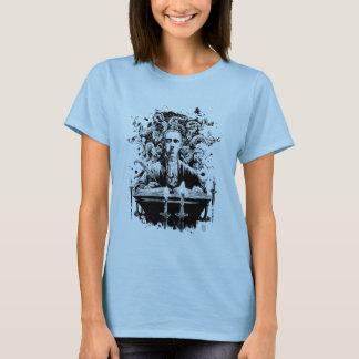 T-shirt Lovecraft T