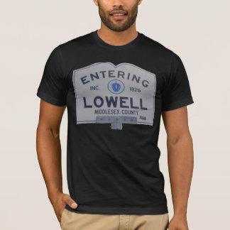 T-SHIRT LOWELL ENTRANT