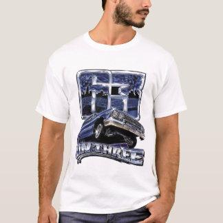 T-shirt Lowrider sur trois