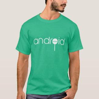 T-shirt Lucette androïde officielle