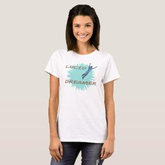 T-shirt lucide de rêveur pour des femmes