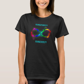 T-shirt Lueur de Neurodipurrsity