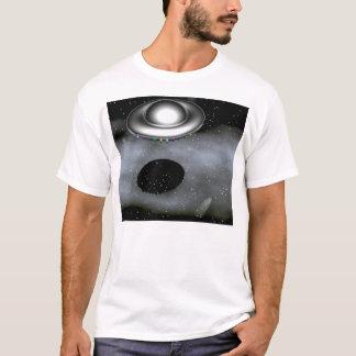 T-shirt L'UFO cherche à la maison