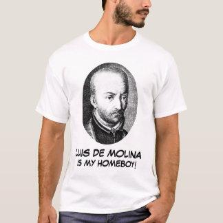T-shirt Luis de Molina est mon homeboy !