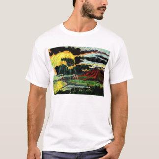 T-shirt Lumière brillante