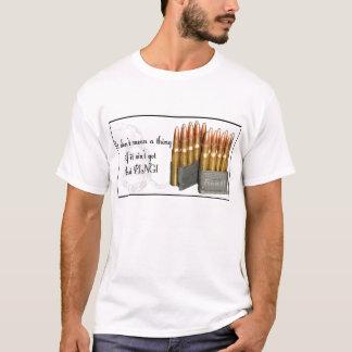 T-shirt Lumière de cinglement de munitions de M1 Garand