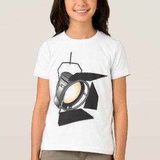 T-shirt Lumière de film
