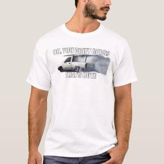 T-shirt Lumière de Meme de camion de dérive de Tacoma