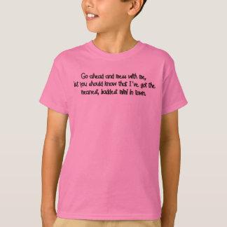 T-shirt L'un mauvais Mimi !