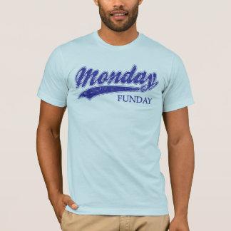 T-shirt Lundi Funday