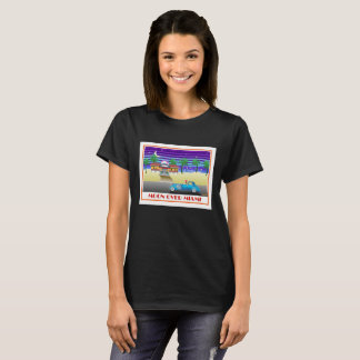 T-shirt Lune au-dessus de Miami