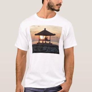 T-shirt Lune de miel dans Bali