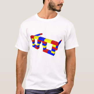 T-shirt lunette