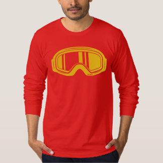T-shirt Lunettes de ski