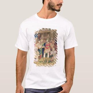 T-shirt L'unification des états