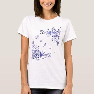 T-shirt Lupus dans le bleu