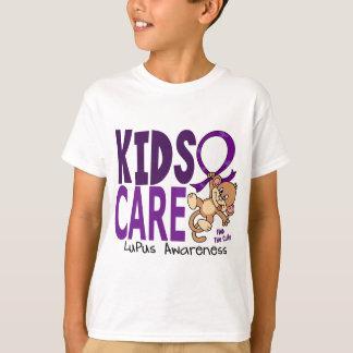 T-shirt Lupus du soin 1 d'enfants