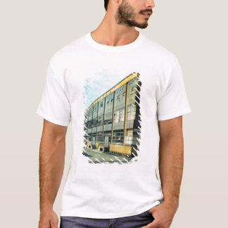T-shirt L'usine de chaussure de Fagus, conçue par Walter