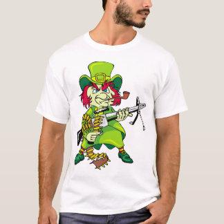 T-shirt Lutin avec la mitrailleuse