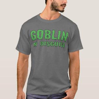 T-shirt Lutin dans le déguisement