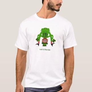 T-shirt Lutin drôle
