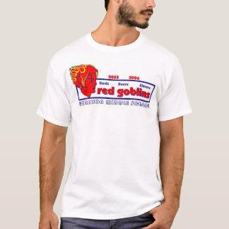T-shirt lutins rouges