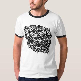 T-shirt Lutte humaine