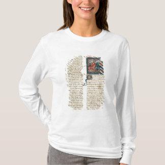 T-shirt Luttez entre les chevaliers, 'des d'Artus romains