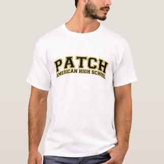 T-shirt Lycée américain de correction