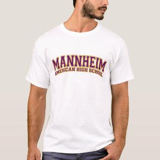 T-shirt Lycée américain de Mannheim