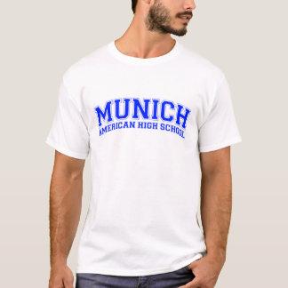 T-shirt Lycée américain de Munich